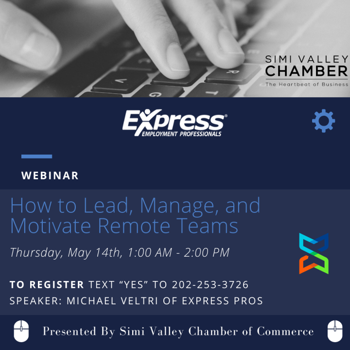 NOT Business As Usual: How To Lead, Manage, and Motivate Remote Teams